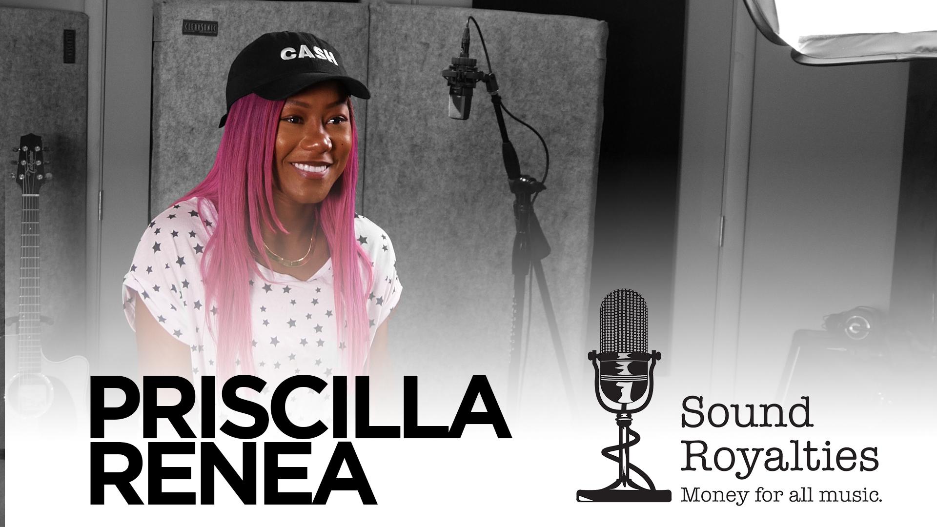 Priscilla Renae <br/>Sound Royalties Testimony