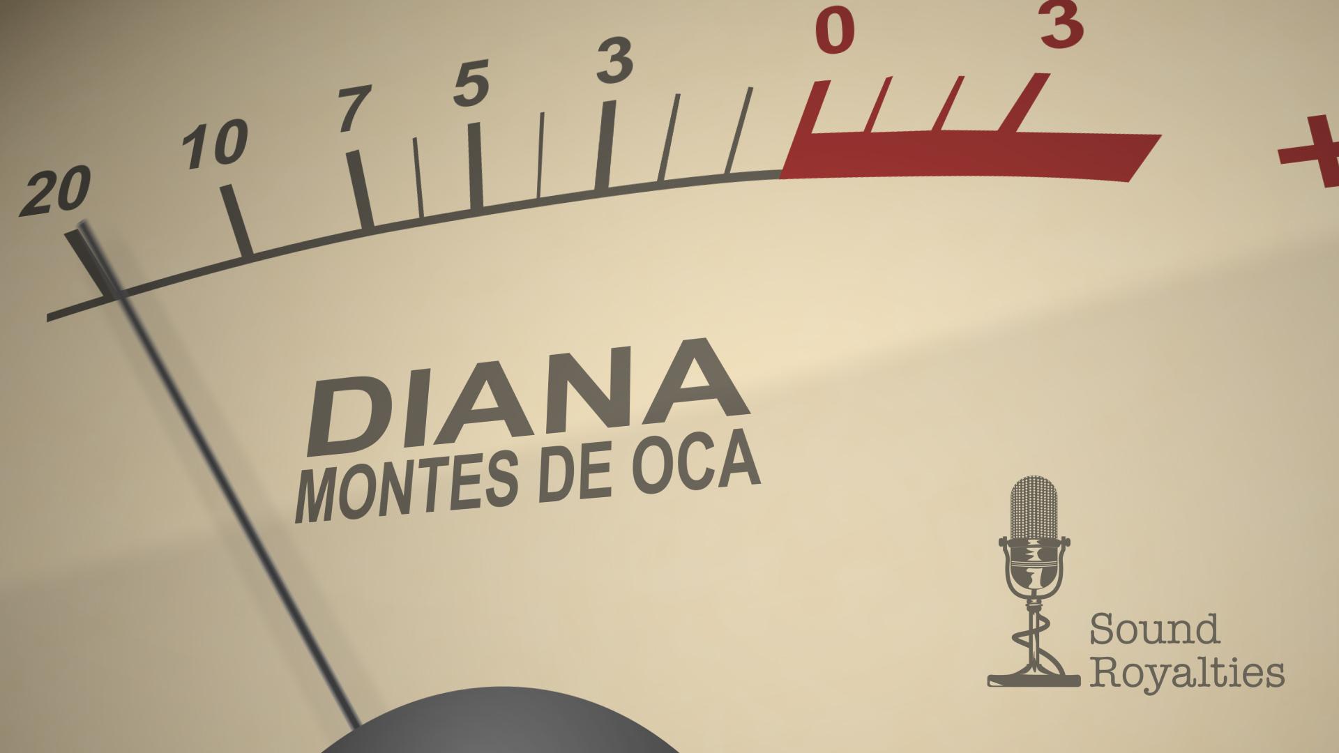 Diana Montes de Oca <br/>Royalty Specialist