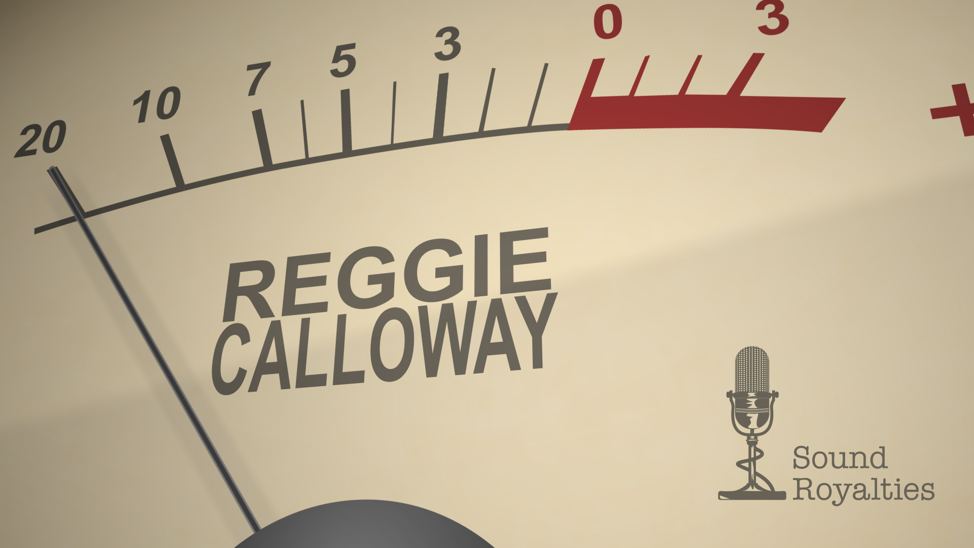 Reggie Calloway – Sound Royalties