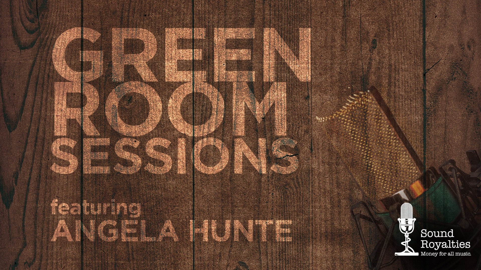 Green Room Sessions <br/> Angela Hunte