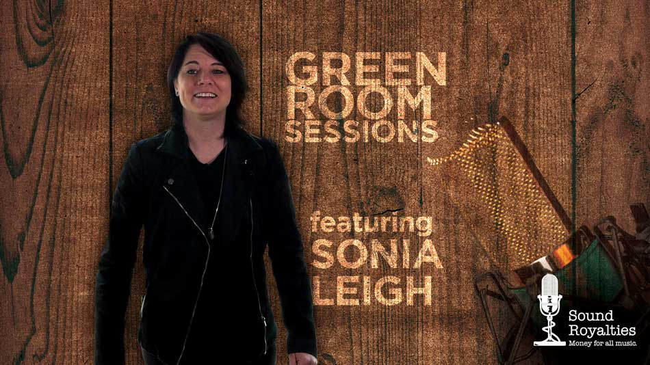 Green Room Sessions <br/> Sonia Leigh