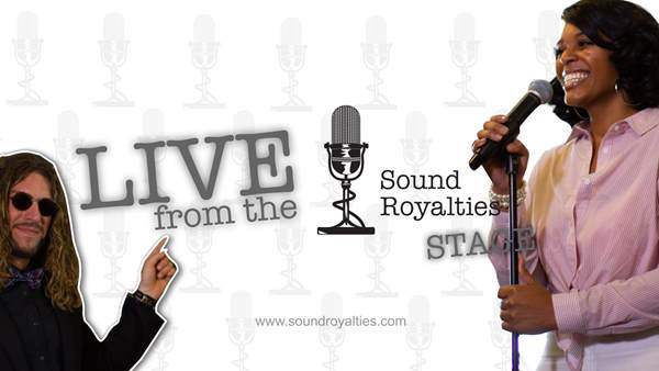 Charlie Vox – Live from the Sound Royalties Stage