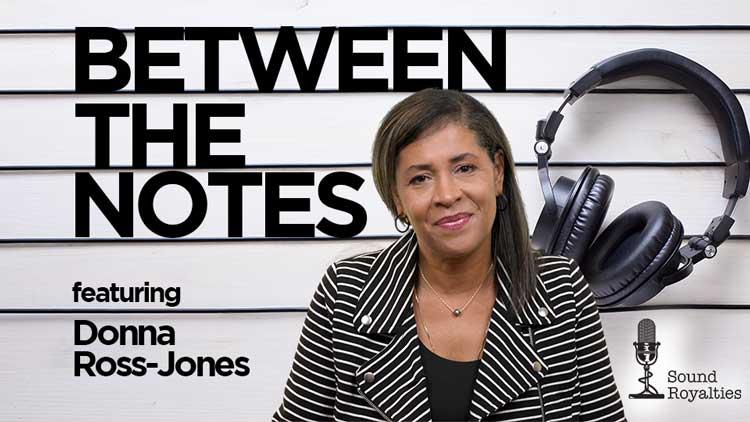 Between the Notes <br/> Donna Ross-Jones