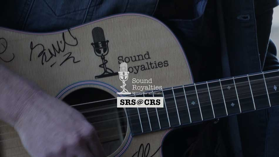 SRS @ CRS – Live from the Sound Royalties Stage