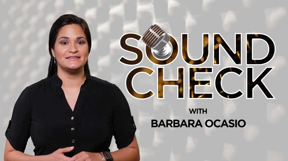 Sound Check with Barbara Ocasio: ¿Quién es Sound Royalties?