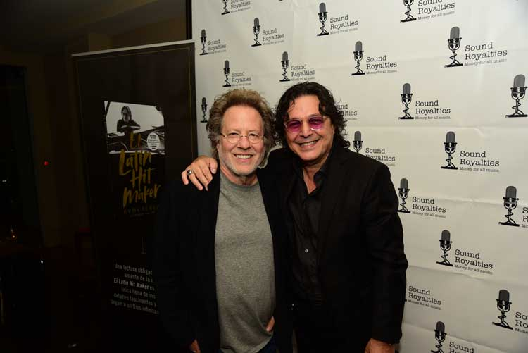 Steve Dorff and Rudy Perez