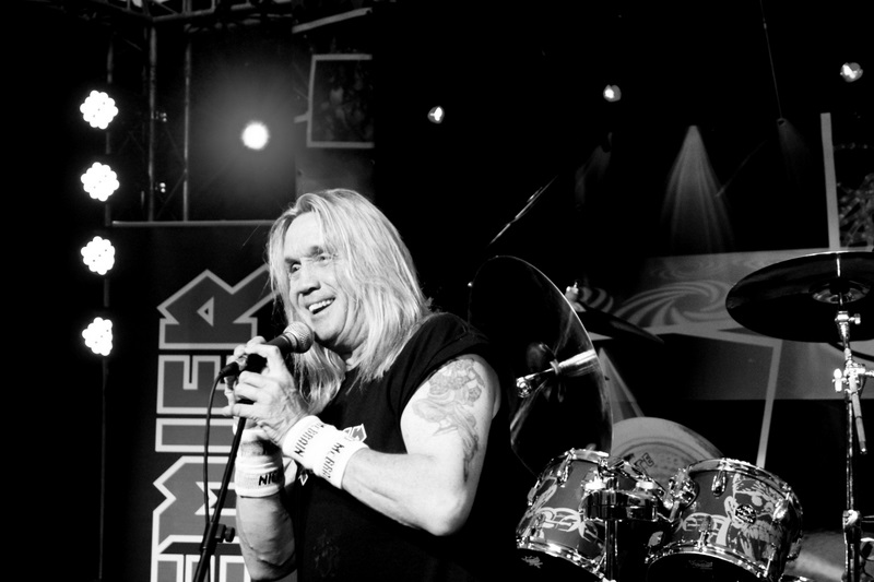 Q & A with Nicko McBrain of Iron Maiden