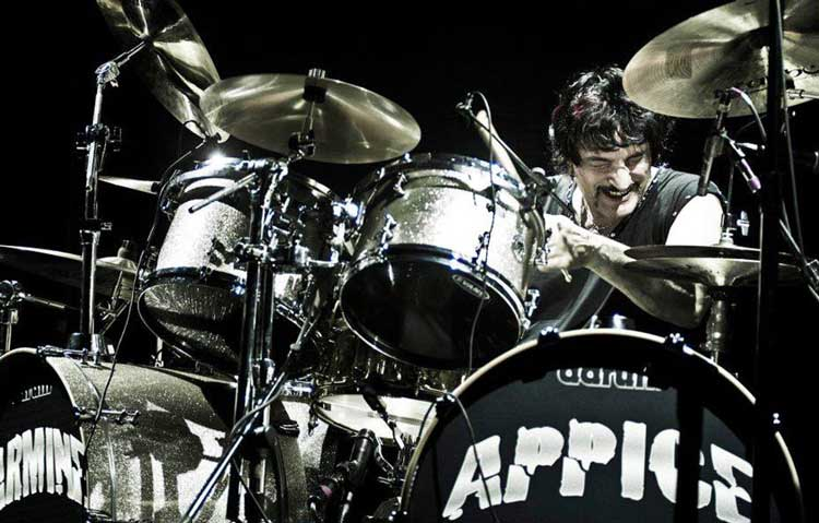 Q&A with Drummer Carmine Appice