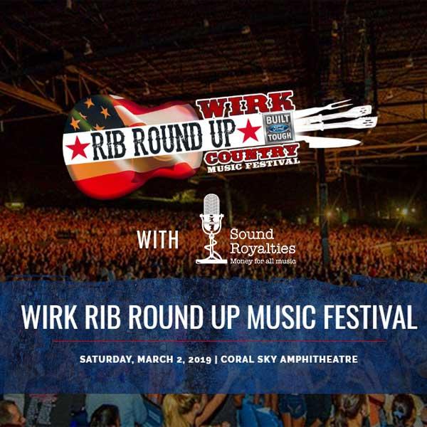 WIRK Rib Round Up 2019 - with Sound Royalties