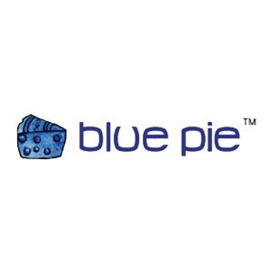 Blue Pie Logo
